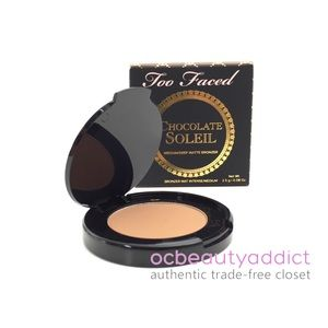 Too Faced Chocolate Soleil Med/Deep Bronzer Mini